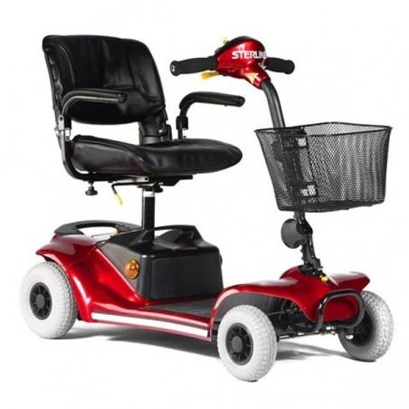 Scooter eléctrico STERLING PEARL de 4 ruedas