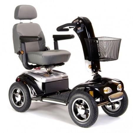 Scooter eléctrico Diamond de 4 ruedas