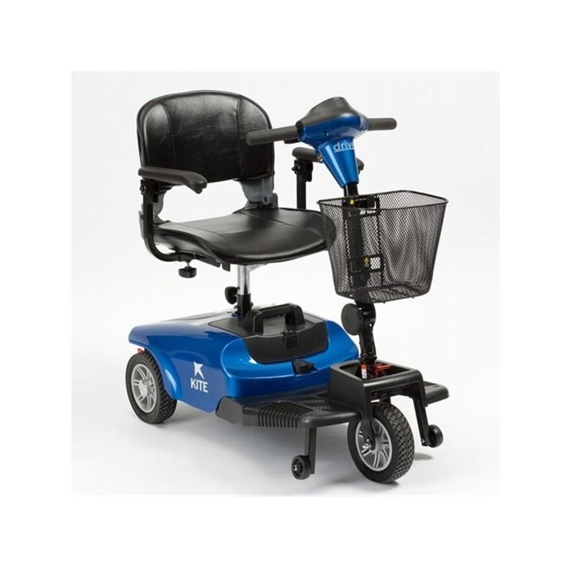 Scooter eléctrico de KITE 3 ruedas + Pack de baterias