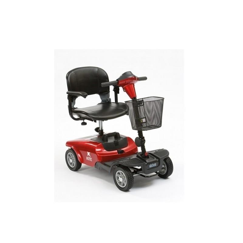 Scooter eléctrico KITE 4 ruedas